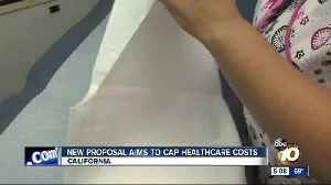 News video: Lawmaker wants state to set prices for healthcare