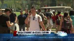 News video: Arizona court rejects in-state tuition for immigrants