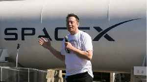 News video: Elon Musk Wants To Make Changes to Hyperloop Speed