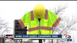 News video: Work Zone Safety Awareness week to prepare Hoosiers to drive safe