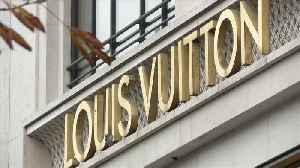 News video: Asia sales give LVMH shares a golden glow
