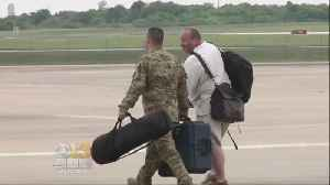 News video: National Guard Members Start Arriving At US-Mexico Border