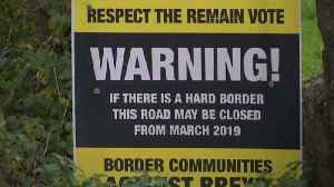 News video: The Good Friday agreement is 20 years old but there are worries over N. Irish border