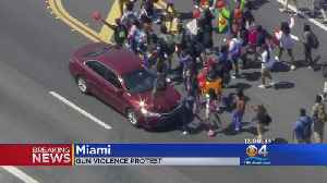 News video: Miami Northwestern High Students Stage Walkout