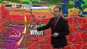 News video: Jeff Penner Tuesday Afternoon Forecast Update 4 10 18