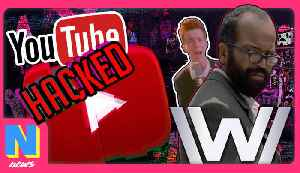 News video: YouTube Hack ATTACKS Viral Videos! WestWorld Rick Rolls Reddit, GOT Officially Wrapped! | NW News