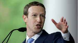 News video: Facebook CEO Zuckerberg Hopes To Pacify U.S. Lawmakers