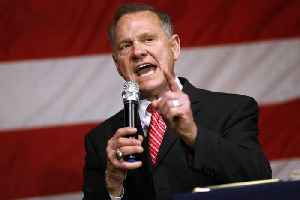 News video: Roy Moore sues sexual abuse accuser Leigh Corfman for defamation