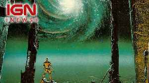 News video: Isaac Asimov's Foundation Trilogy Coming to Apple Streaming Service