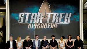 News video: 'Star Trek: Discovery' Nominated For Peabody