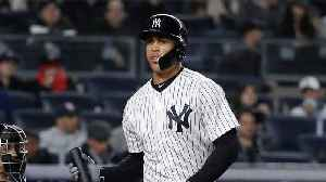 News video: Giancarlo Stanton Off to Slow Start for the New York Yankees