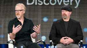 News video: 'Mythbusters' Star to Host New Spinoff Series