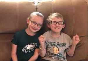 News video: Siblings Giovanni and Guiliana Had Recess Together for the First Time on National Siblings Day