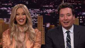 News video: 7 HILARIOUS Moments From Cardi B Hosting The Tonight Show With Jimmy Fallon