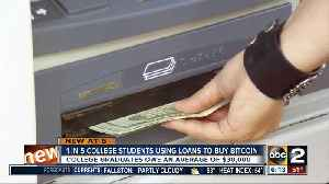 News video: Survey finds 1 in 5 college students using loan money to buy cryptocurrency
