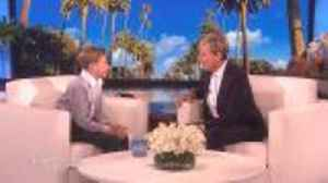 News video: Walmart Yodeling Boy Mason Ramsey Performs Famous Hank Williams Cover on 'The Ellen Show' | Billboard News