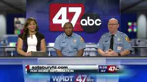 News video: Salisbury Fire Dept. participates in Recruitment Day event
