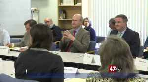 News video: offshore drilling 2