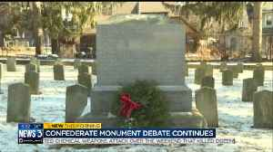 News video: Alders consider options for statue to replace Confederate monument in cemetery
