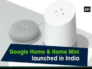 News video: Google Home & Home Mini launched in India