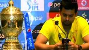 News video: Suresh Raina Beats Rohit Sharma In Record Breaking Sixes