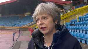 News video: UK PM May says indications are Syrian authorities were behind chemical attack
