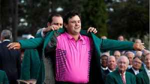 News video: Masters Champ Patrick Reed Gets Kudos From Tiger Woods