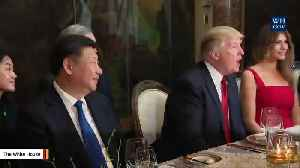 News video: Trump Thanks China's President Xi For 'His Enlightenment On Intellectual Property'