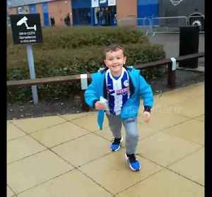 News video: Young Wigan fan receives football tickets in birthday present surprise