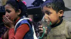 News video: Here's how Assad still uses chemical weapons against Syrians