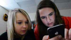 News video: Over 80 Percent of Teens in the U.S. Have an iPhone