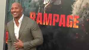 News video: 'Rampage' Stomps Into Theaters In Need Of Big International Launch