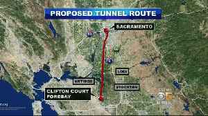 News video: South Bay Stands To Benefit From Twin Tunnels Water Project