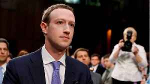 News video: Mark Zuckerberg Makes It Through His First US Congressional Hearing