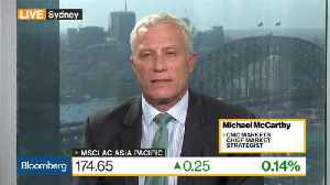 News video: CMC's McCarthy Says China Price Growth Slowdowns Widely Anticipated