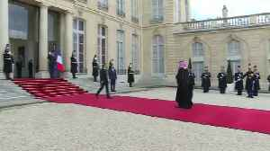 News video: France signs multi-billion dollar tourism deal with Saudi