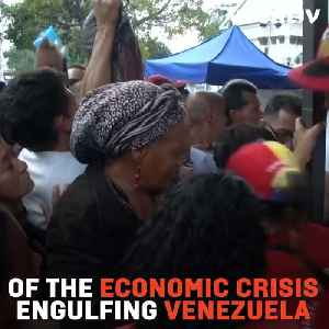 News video: Food Shortages in Venezuelan Has Meant Some Sick Animals May Have Been