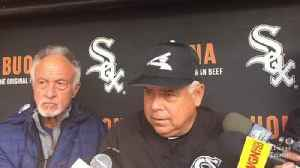 News video: Rick Renteria on the White Sox's approach to hitting for power