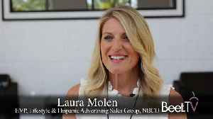 """News video: NBCUniversal's """"CFlight"""" Will Prove Missing 15% Of Viewing: Molen"""