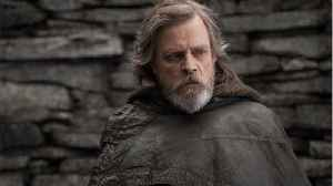 News video: How Does Hamill Fell About Being Done With Luke Skywalker?