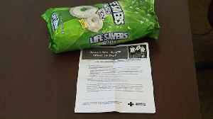 News video: Judge Sentences Teen to Hand Out Lifesavers for Stealing Life Ring