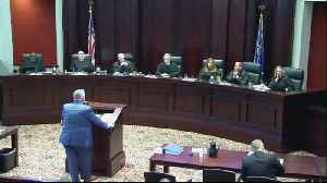 News video: Michigan Supreme Court to hear arguments over guns in schools