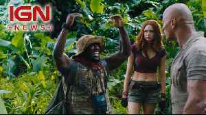 News video: Jumanji Overtakes Spider-Man as Sony's Biggest Domestic Box Office Release Ever