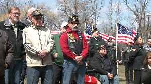 News video: Strangers Honor WWII Veteran Who Died with No Family Nearby