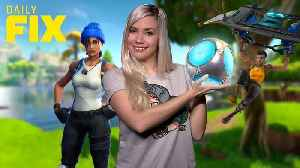 News video: Fortnite's Port-a-Fort Might Be a Game Changer
