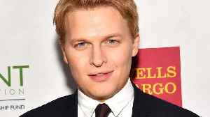 News video: Ronan Farrow just revealed that he's part of the LGBT community in a beautiful speech