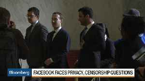 News video: Why Zuckerberg Solved More Problems Than He Created in Testimony