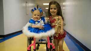 News video: Disabled Sisters Are Queens Of Beauty Pageant | BORN DIFFERENT