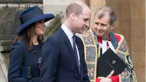 News video: Prince William May Have Hinted His Third Child With Kate Middleton Is a Boy