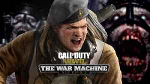 News video: New Zombies Chapter in Call of Duty WWII's Latest DLC The War Machine   GameSpot LIVE Replay
